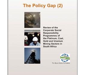 Policy Gap 2